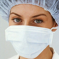 Surgical Masks and Caps