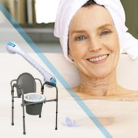Bath & Shower Safety Supplies